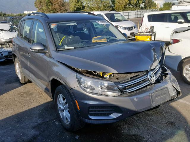 click here to view 2015 VOLKSWAGEN TIGUAN S at IBIDSAFELY