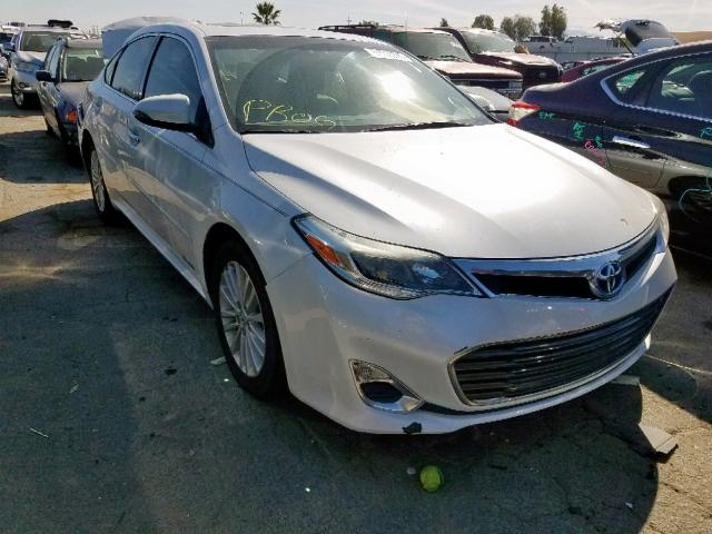 click here to view 2013 TOYOTA AVALON HYB at IBIDSAFELY