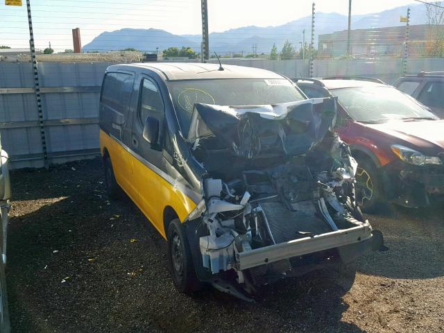 Nissan NV200 2.5S salvage cars for sale: 2016 Nissan NV200 2.5S