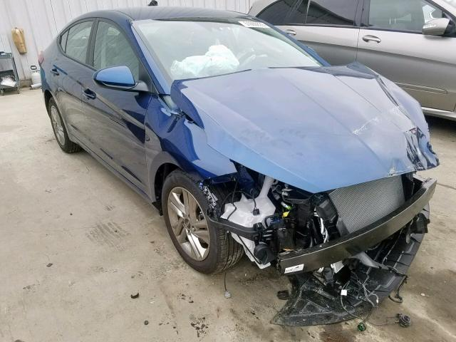 Salvage cars for sale from Copart York Haven, PA: 2020 Hyundai Elantra SE