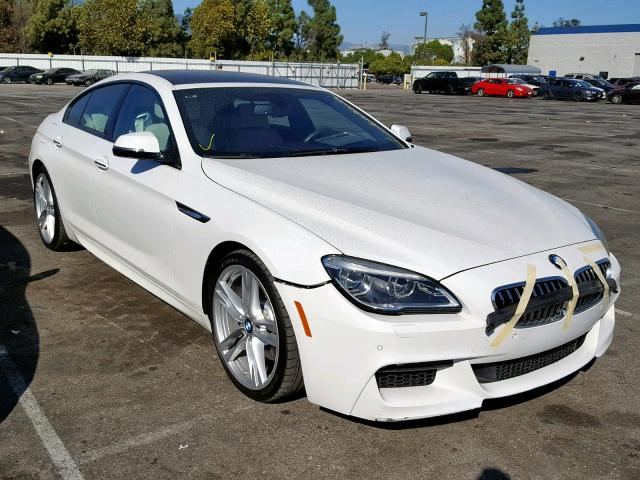 click here to view 2016 BMW 640 I GRAN at IBIDSAFELY