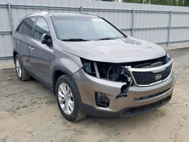 2015 KIA Sorento EX for sale in Lumberton, NC