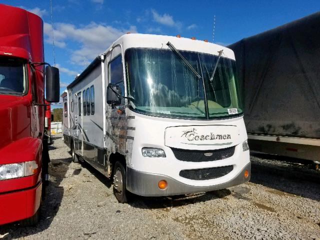 Coachmen salvage cars for sale: 2004 Coachmen Mirada