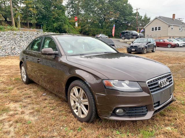 2011 Audi A4 Premium 2.0L