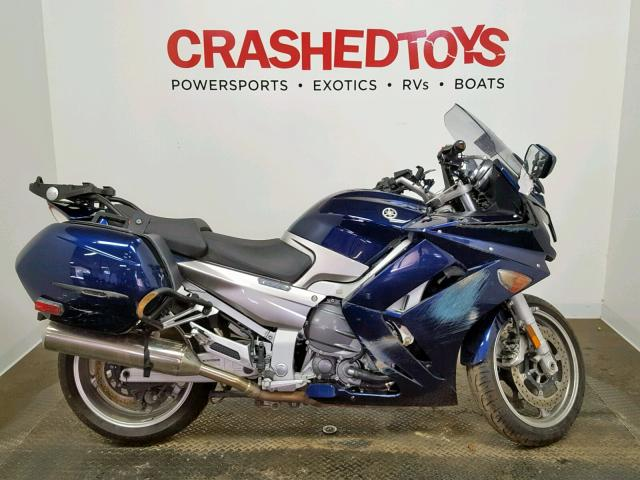 click here to view 2006 YAMAHA FJR1300 at IBIDSAFELY