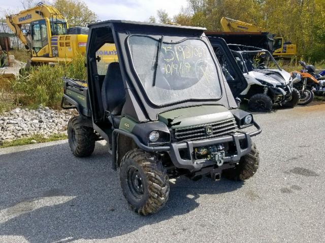 John Deere Gator salvage cars for sale: 2013 John Deere Gator
