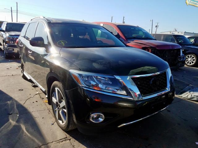 click here to view 2015 NISSAN PATHFINDER at IBIDSAFELY