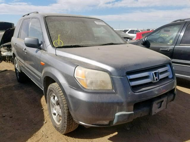 click here to view 2007 HONDA PILOT EXL at IBIDSAFELY