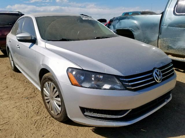2014 Volkswagen Passat S for sale in Brighton, CO