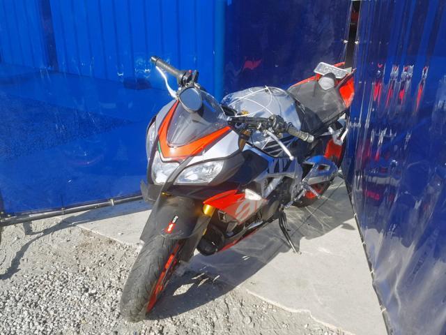 2018 APRILIA  MOTORCYCLE