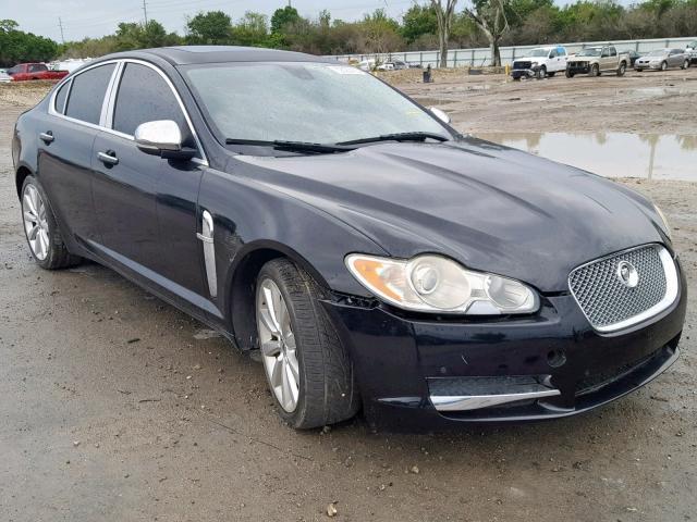2010 Jaguar Xf Premium 5.0L
