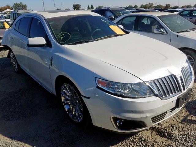 2012 Lincoln Mks 3.7L