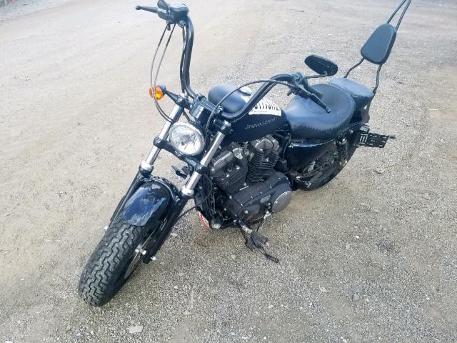 2010 HARLEY-DAVIDSON  XL1200 X