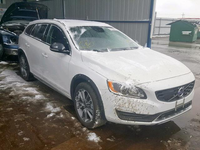 Volvo salvage cars for sale: 2016 Volvo V60 Cross
