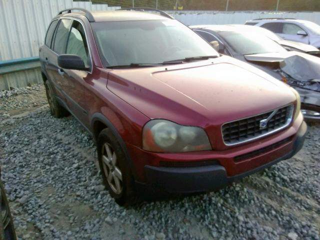 2006 Volvo Xc90 2.5L