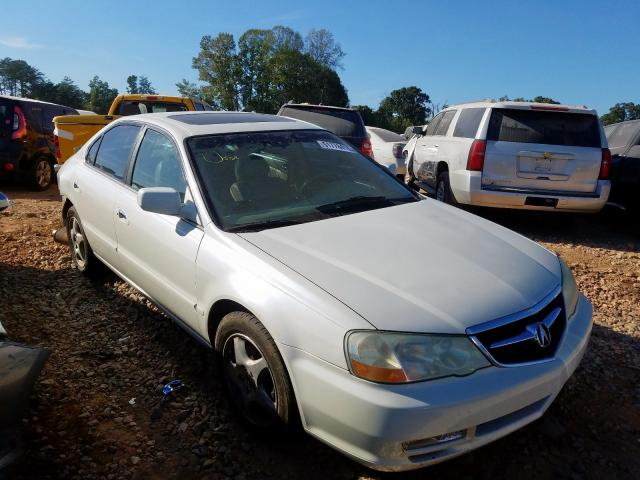 Vehiculos salvage en venta de Copart China Grove, NC: 2003 Acura 3.2TL