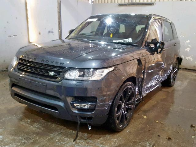 LAND ROVER R ROVER SP - 2015 rok
