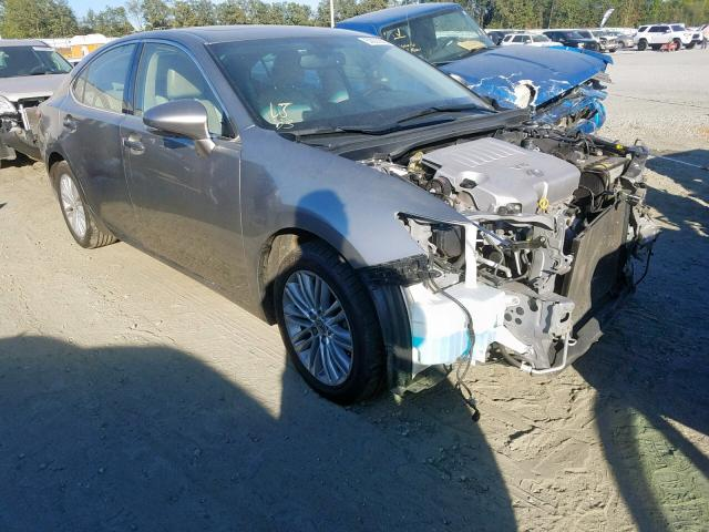 Salvage 2015 Lexus ES 350 for sale