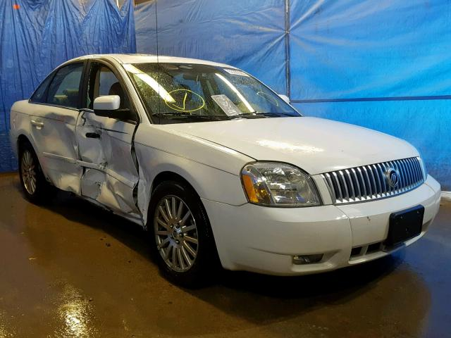 Salvage cars for sale from Copart West Mifflin, PA: 2006 Mercury Montego PR
