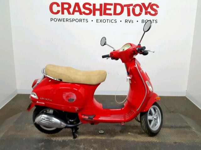 click here to view 2014 VESPA LX 150IE at IBIDSAFELY