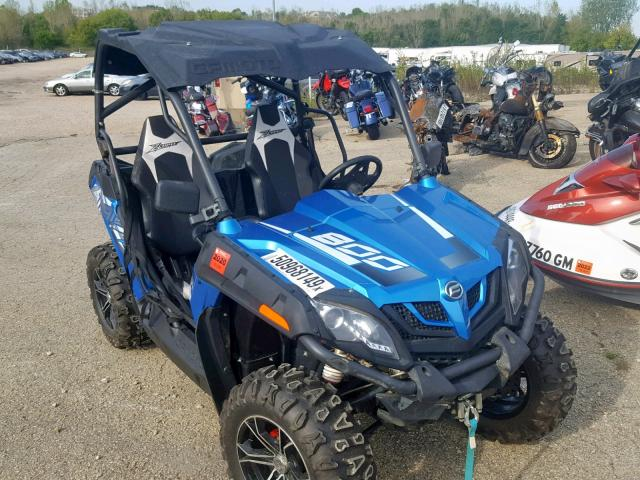 click here to view 2017 CFMO ZFORCE 800 at IBIDSAFELY