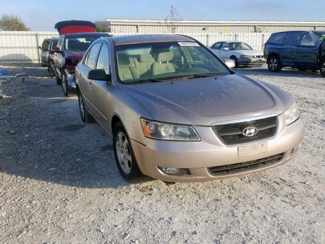 2006 Hyundai Sonata Gls 2.4L