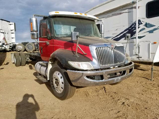 International salvage cars for sale: 2011 International 4000 4400