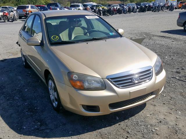 2009 Kia Spectra Ex 2.0L