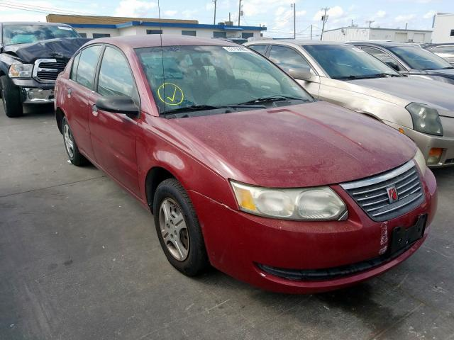click here to view 2005 SATURN ION LEVEL at IBIDSAFELY
