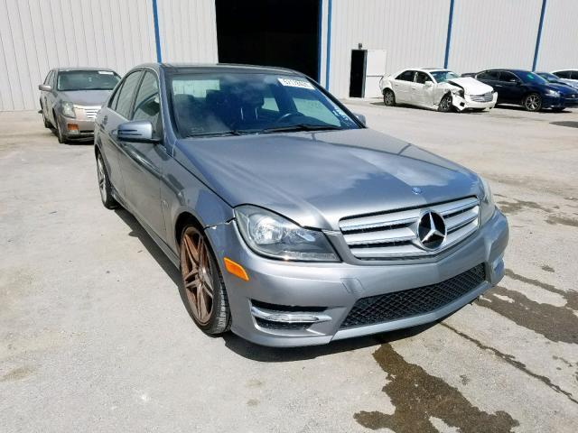 click here to view 2012 MERCEDES-BENZ C 250 at IBIDSAFELY
