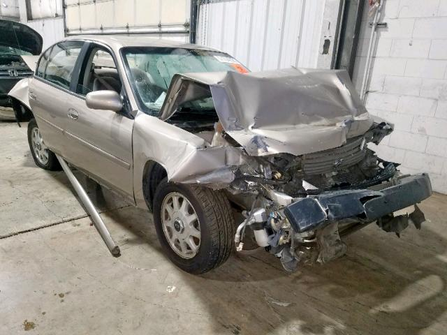 Salvage cars for sale from Copart Woodburn, OR: 1999 Chevrolet Malibu LS