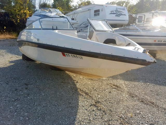 Crownline salvage cars for sale: 2000 Crownline Boat Only