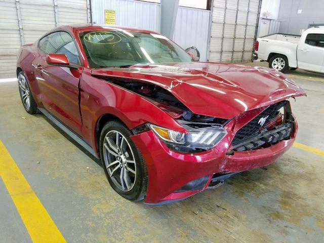 click here to view 2017 FORD MUSTANG at IBIDSAFELY