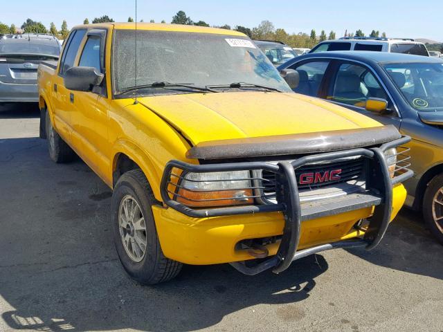 2003 Gmc Sonoma 4.3L