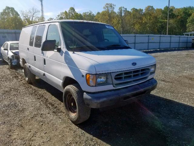 2002 Ford Econoline 5.4L