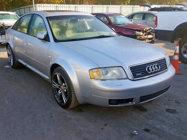 2002 Audi A6 4.2 Qua 4.2L