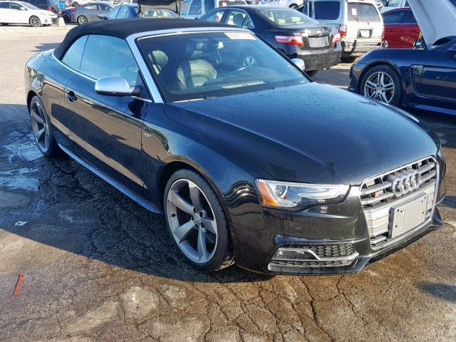 Salvage 2015 Audi S5 PREMIUM for sale