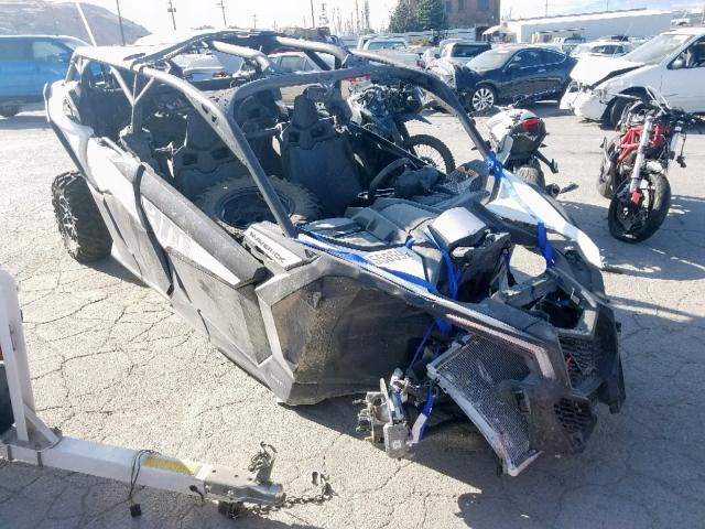 Salvage Can Am For Sale