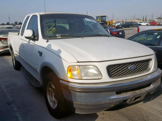 Salvage 1998 Ford F150 for sale