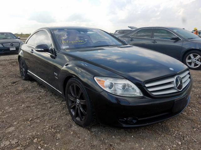 photo MERCEDES-BENZ CL 600 2007
