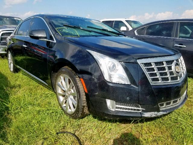 2013 Cadillac Xts Luxury 3.6L