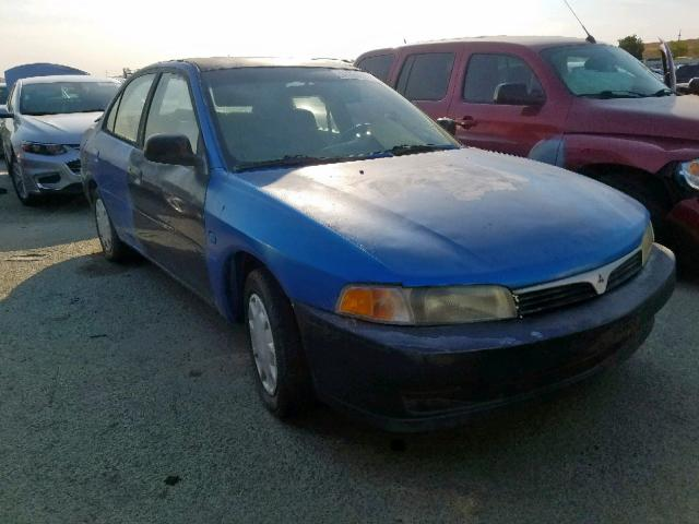 click here to view 2001 MITSUBISHI MIRAGE ES at IBIDSAFELY