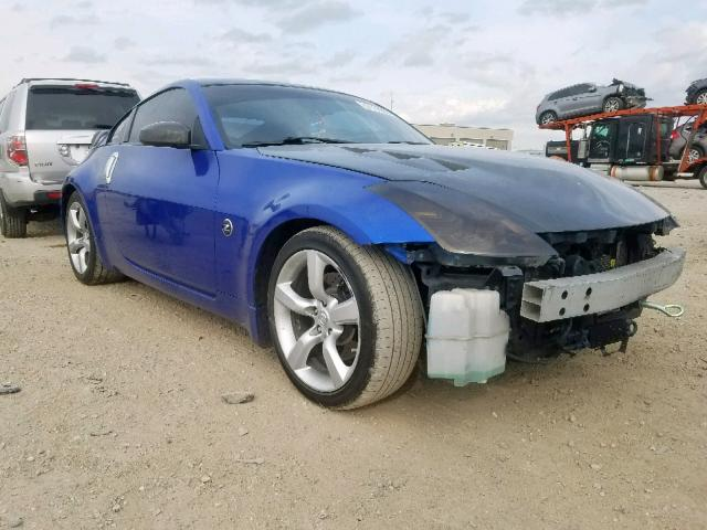 2006 Nissan 350Z Coupe >> 2006 Nissan 350z Coupe 3 5l 6 For Sale In Indianapolis In Lot 52124809