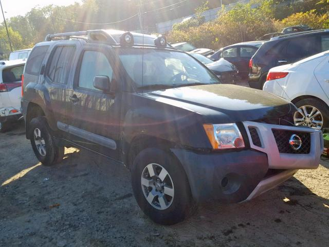2011 Nissan Xterra >> 2011 Nissan Xterra Off 4 0l 6 For Sale In West Mifflin Pa Lot 51789279