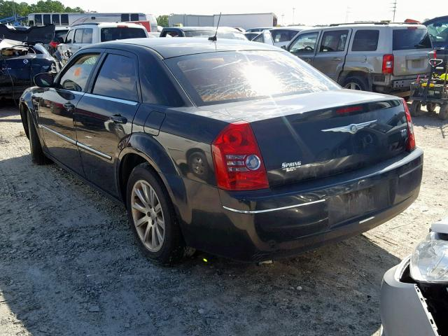 2008 CHRYSLER 300 TOURIN - Right Front View