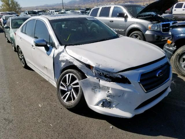 Salvage 2017 Subaru LEGACY SPORT for sale