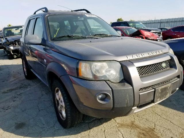 2005 Land Rover Freelander 2.5L
