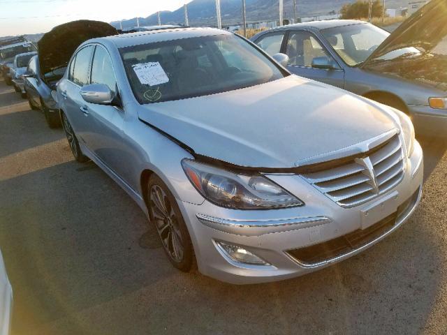 2012 Hyundai Genesis 5. 5.0L