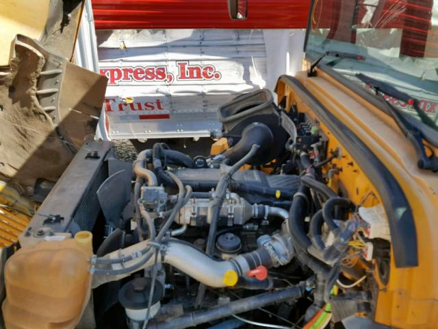 4DRBUAAN9AB168847 - 2010 Ic Corporation 3000 Ce 7.6L inside view