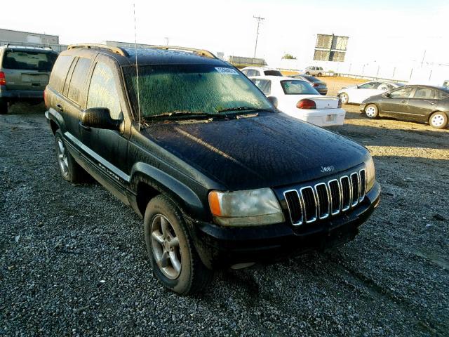 2002 Jeep Grand Cher 4.7L
